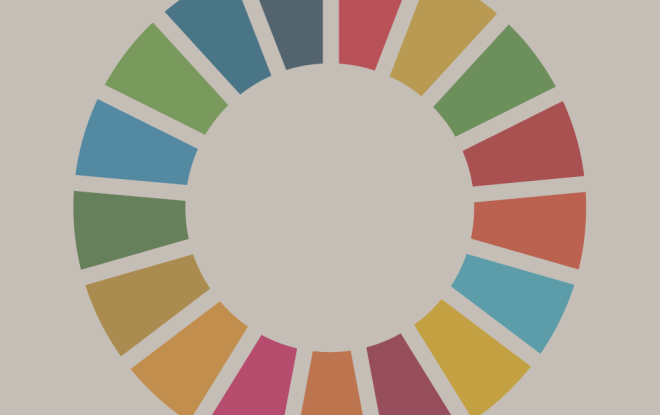 The Sustainable Development Goals were adopted in 2015 by the United Nations.
